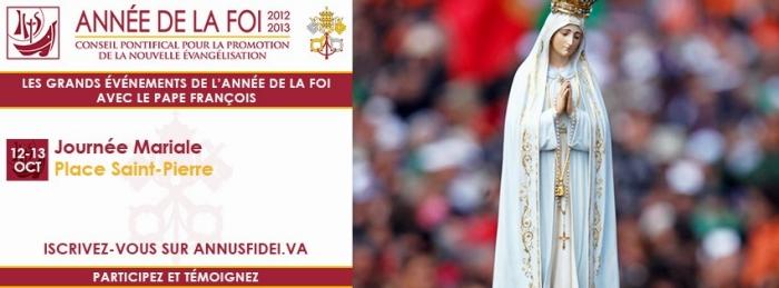 ANNÉE DE LA <abbr>FOI</abbr> (Conciliaire !!!)
