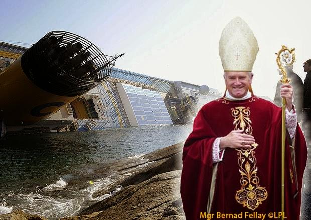 Mgr Fellay pilote le naufrage de la <abbr>FSSPX</abbr>