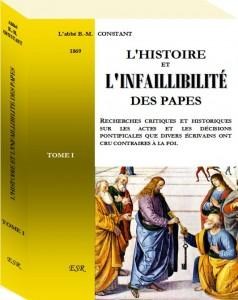 L'HISTOIRE ET L'INFAILLIBILITÉ <abbr>DES</abbr> <abbr>PAPES</abbr>