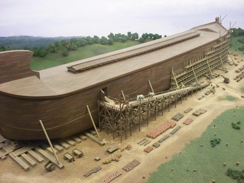 L'Arche de Noé et le Déluge : Preuves Historiques et ...