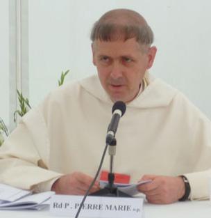 R.P. Pierre-Marie o.p. (Geoffroy de Kergorlay)