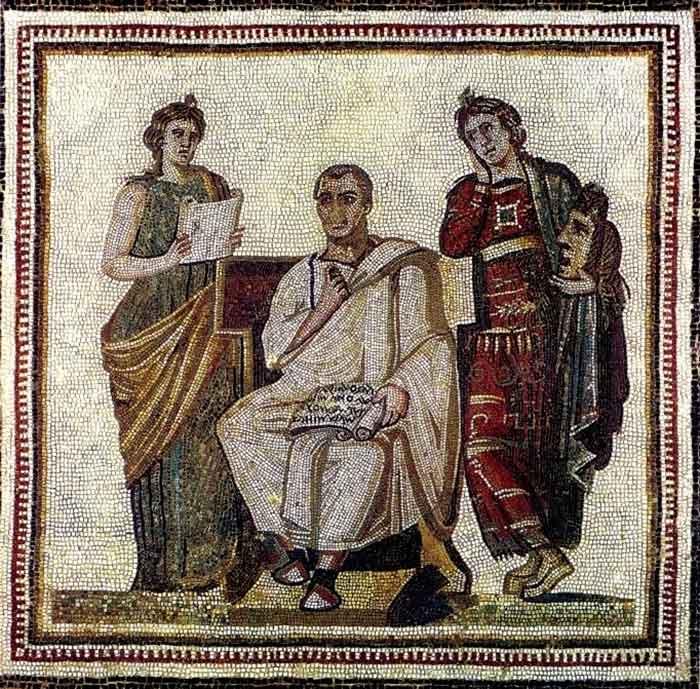 Maître et esclaves à Rome