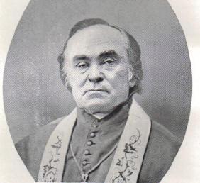 Portrait de Mgr John Baptist Purcell