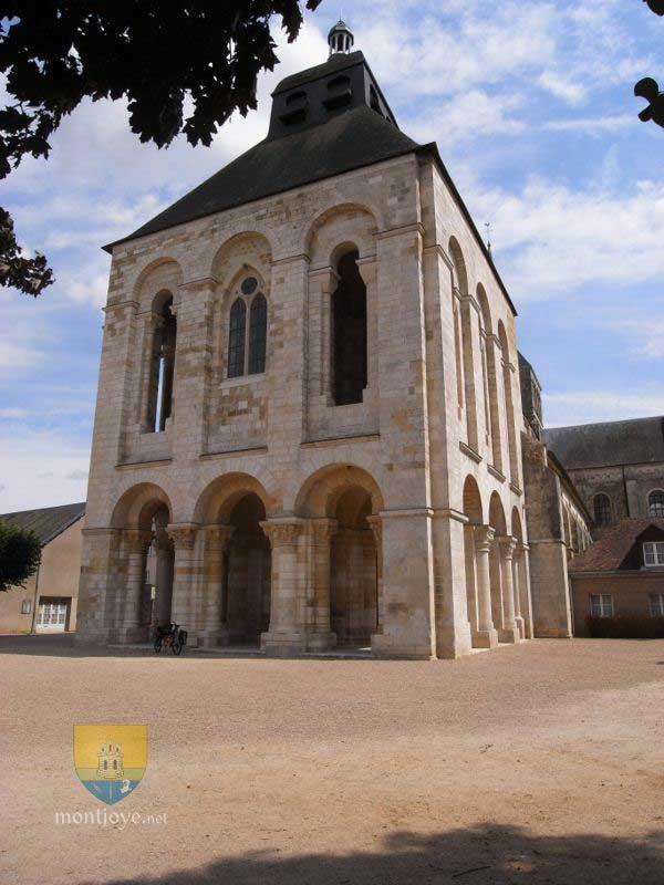 Abbaye Fleury à Saint-Benoit sur Loire