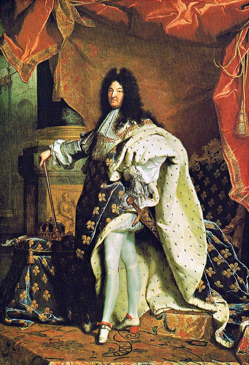 Roi Louix XIV