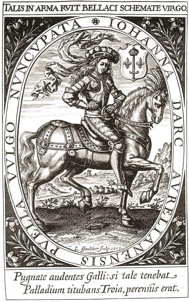Jeanne d'Arc - La-Pucelle