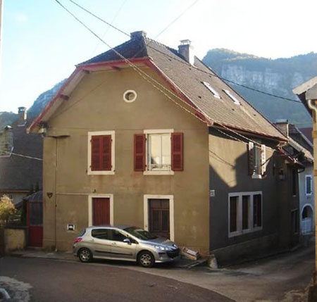 """""""Maison des Exercices"""" de l'abbé Vérité"""