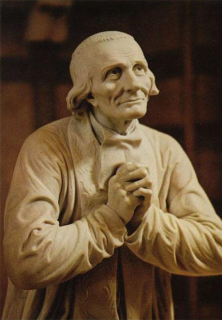 Saint Jean-Marie Baptiste Vianney, dit le Curé d'Ars