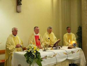 Pietro Parolin a présidé la synaxe en la chapelle de Radio Vatican