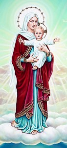 La Maternité Divine de Marie
