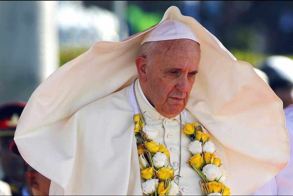 PapeFrançois au Sri-Lanka, 3